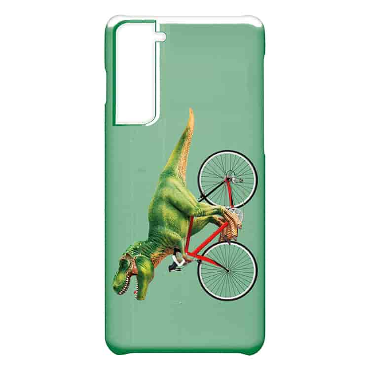 T-Rex Bike Galaxy S21ケース
