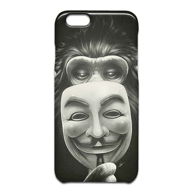Anonymous (Prisoners Collection) iPhone6ケース