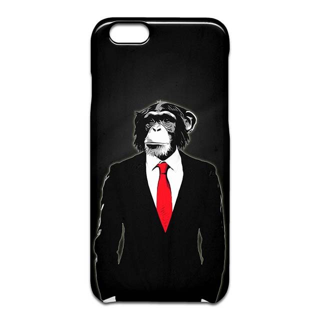 Domesticated Monkey iPhone6ケース