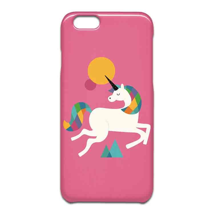 To Be A Unicorn iPhone SEケース