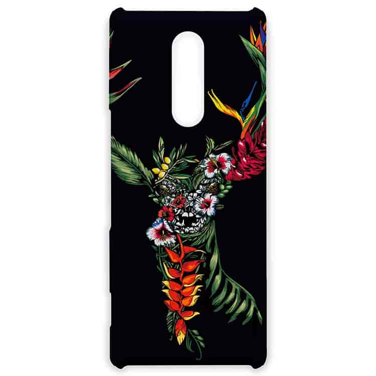 Tropical Deer Xperia1ケース