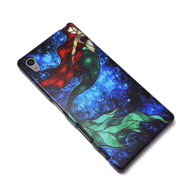 MERMAIDS SONG Xperia Z5ケース