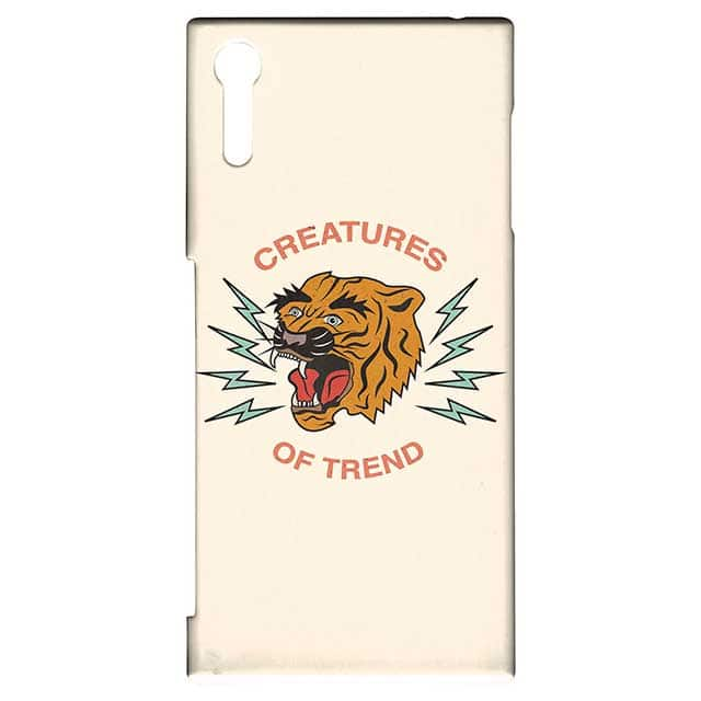 Creatures of Trend Xperia XZケース